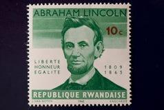 Oude postzegels van de V Royalty-vrije Stock Foto's