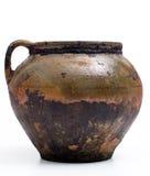 Oude pot Stock Afbeeldingen