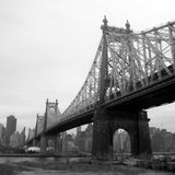 Oude queensboro Stock Foto's