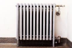 Oude radiator Stock Afbeeldingen