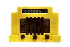 Oude radio royalty-vrije stock fotografie