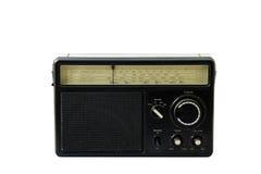 Oude radio stock afbeelding