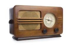 Oude radio stock foto's