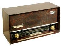 Oude radio's Stock Afbeelding