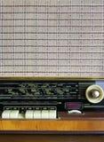 Oude radio - speler Royalty-vrije Stock Afbeeldingen