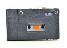 Radio cassette Royalty-vrije Stock Foto's