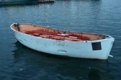 OUDE RIJboot Royalty-vrije Stock Foto's