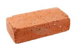 Oude rode baksteen Stock Afbeelding