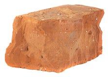 Oude rode baksteen Royalty-vrije Stock Afbeeldingen