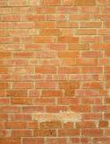 Oude rode bakstenen muurachtergronden Royalty-vrije Stock Fotografie