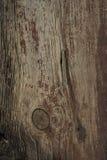 Oude rode geschilderde houten raad Stock Afbeeldingen