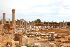 Oude Roman plaats Royalty-vrije Stock Fotografie