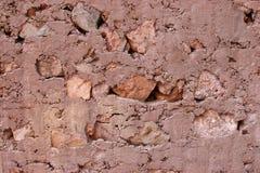 Oude rotsachtige muur royalty-vrije stock foto's