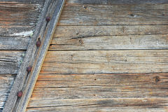Oude rotte houten textuur Royalty-vrije Stock Afbeeldingen