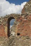 Oude ruïnes Royalty-vrije Stock Foto