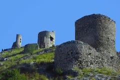 Oude ruïnes Royalty-vrije Stock Afbeelding