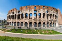 Oude ruines van Rome Royalty-vrije Stock Afbeelding