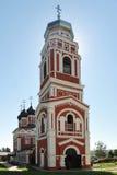 Oude Russische Orthodoxe Kerk in de stad van Bolkhov Royalty-vrije Stock Afbeelding