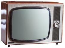Oude Russische Televisie royalty-vrije stock foto