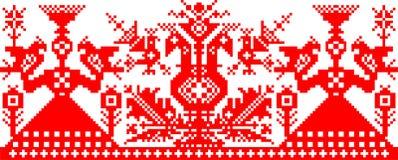 Oude russya Royalty-vrije Illustratie