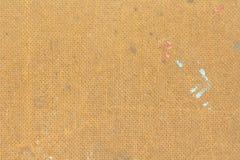 Oude ruwe document textuur of de bruine oude achtergrond van de triplextextuur Stock Foto