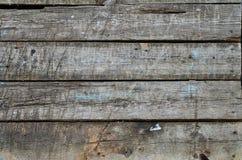 Oude ruwe houten achtergrond Royalty-vrije Stock Afbeeldingen