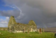 Oude Schotse Kapel royalty-vrije stock foto's