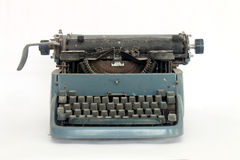 Oude schrijfmachine Stock Foto's