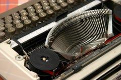 Oude schrijfmachine Royalty-vrije Stock Fotografie