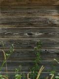 Oude Schuur Houten Textuur Als achtergrond Royalty-vrije Stock Afbeeldingen