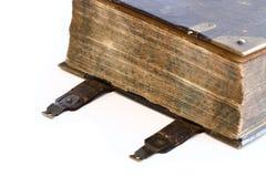 Oude scripture royalty-vrije stock foto's