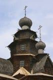 Oude Slavische kerk Stock Foto's