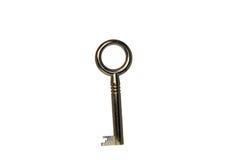 Oude sleutel Royalty-vrije Stock Fotografie