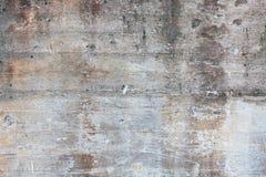 Oude slordige concrete muur texutre royalty-vrije stock foto's