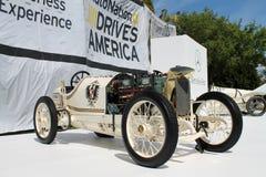 Oude snelle auto Stock Fotografie