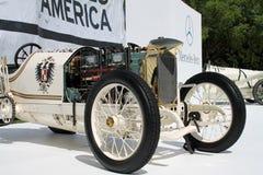 Oude snelle auto Stock Afbeelding