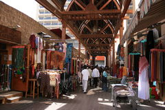 Oude souq Royalty-vrije Stock Afbeelding