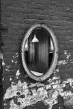 Oude spiegel Royalty-vrije Stock Foto's