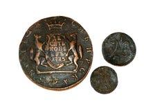 Oude spleten Royalty-vrije Stock Afbeelding