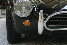 Oude sportwagen Stock Foto's