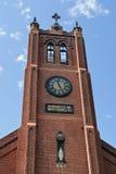Oude St Mary Kathedraal, San Francisco Stock Afbeeldingen