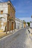 Oude stad in Faro Royalty-vrije Stock Foto's