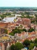 Oude stad, Gdansk Royalty-vrije Stock Foto