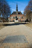 Oude stad Gdansk/Polen Royalty-vrije Stock Fotografie