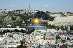 Oude stad Jeruzalem Royalty-vrije Stock Fotografie