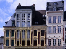 Oude stad Lille Stock Foto