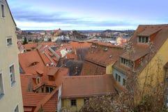 Oude stad Meissen Duitsland Royalty-vrije Stock Afbeelding