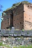 Oude stad nicea-Nicaia-Ä°znik Stock Afbeelding
