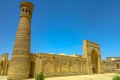 Oude Stad 03 van Boukhara stock afbeeldingen