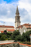 Oude Stad van Budva Royalty-vrije Stock Foto